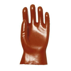 Lot 10 paires de gants PVC 27 cm Super Actifresh, chimique