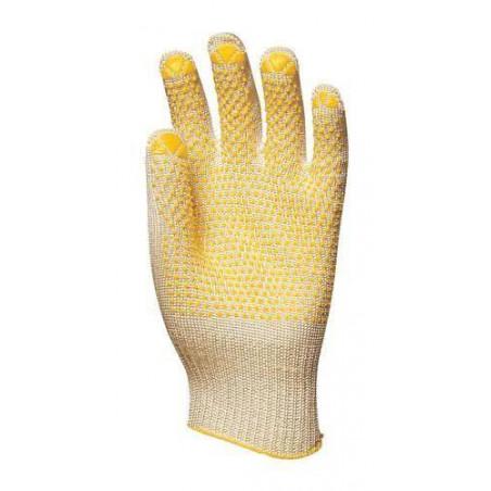Lot 10 paires de gants anti-coupure Abralon léger avec picots, 10 jauge LIVRAISON 24/48H