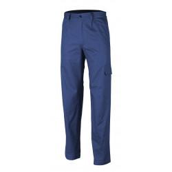 Pantalon de travail Homme INDUSTRY Bleu royal dos
