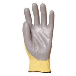 lot 12 paires de gants Kevlar enduit Nitrile gris