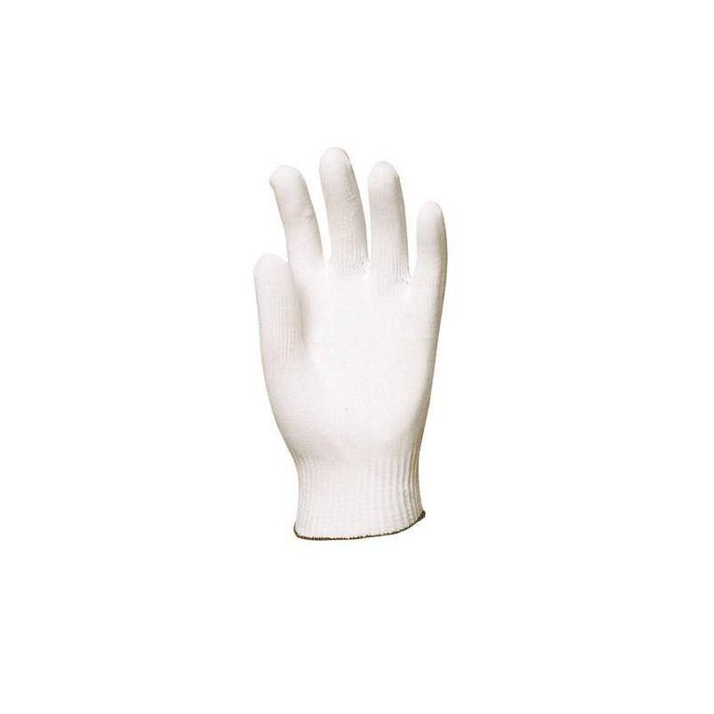 Lot 10 paires de gants tricoté 100% polyamide