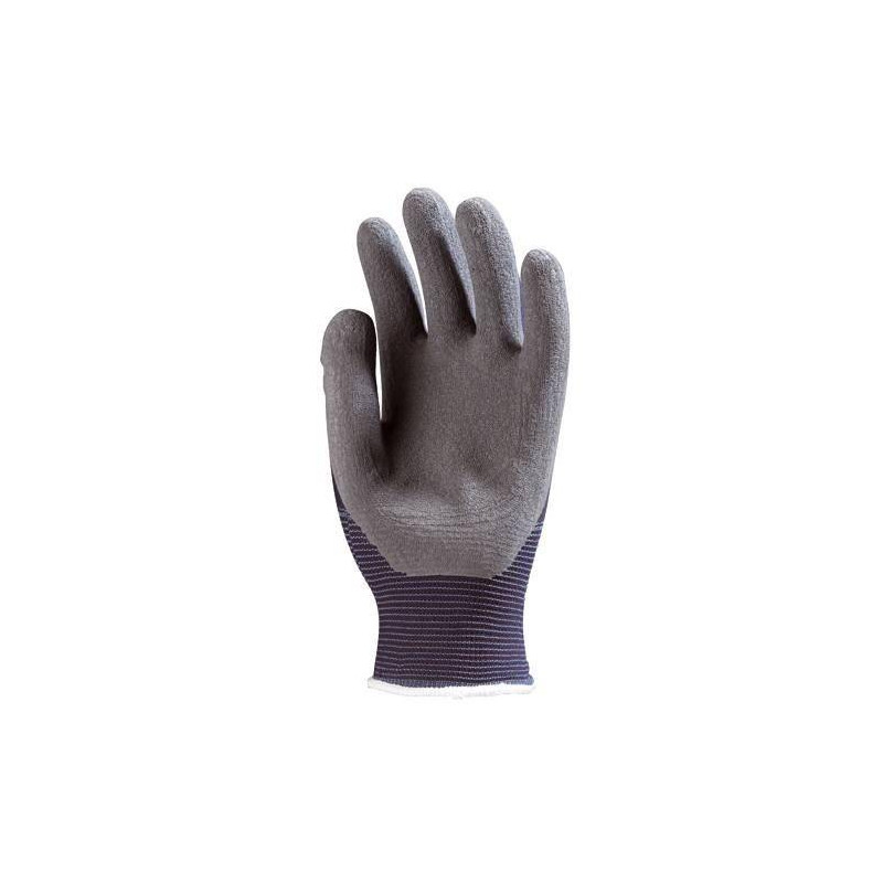 Lot 10 paires de gants Actifresh EUROFLEX enduit latex