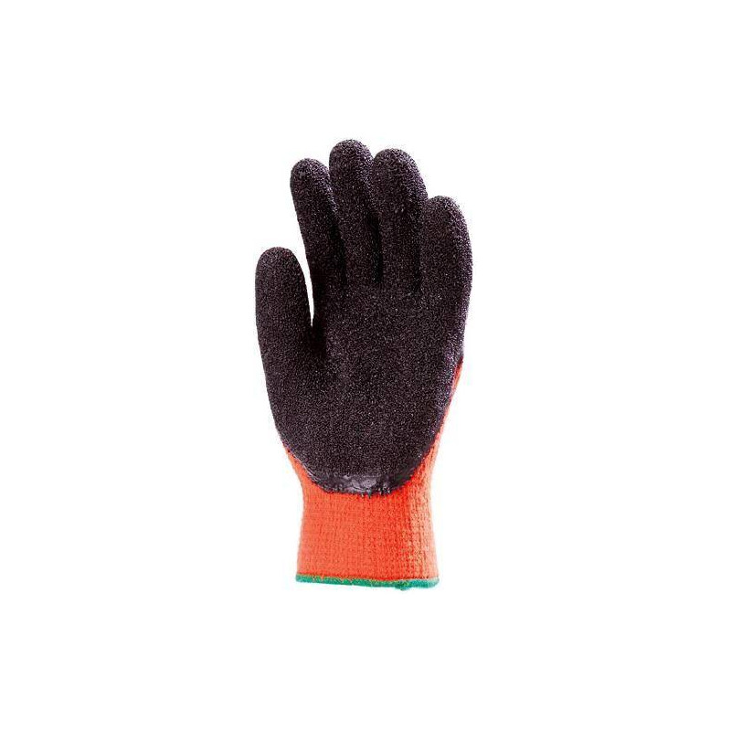 Lot 10 paires de gants Anti-froid HIVIZ Paume enduit latex