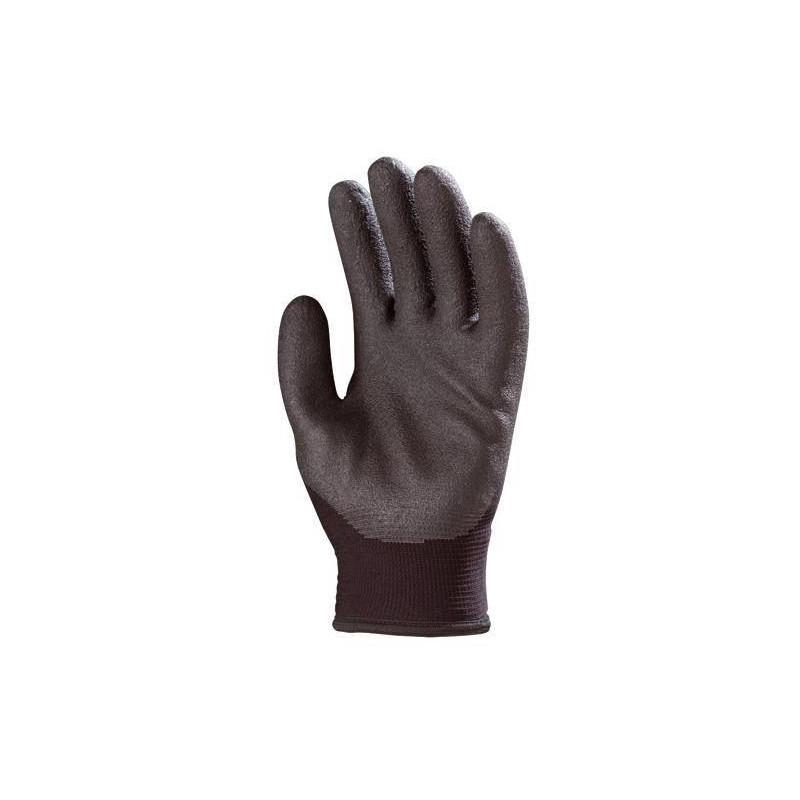 Lot 10 paires de gants Hydropellent EURO ICE paume enduit pvc