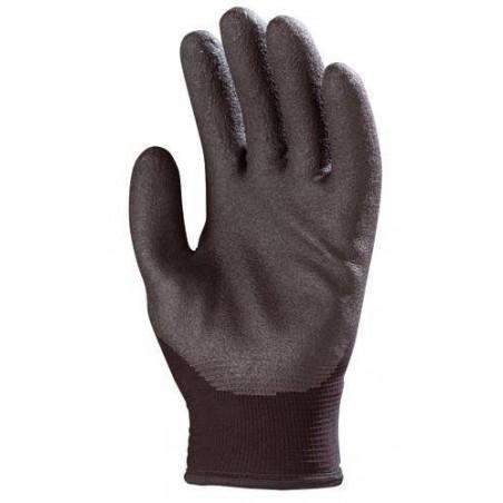 Paire de gants anti froid professionnels hydrodéperlants EURO ICE paume enduit pvc