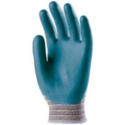 Lot 10 paires de gants EUROFIT paume enduit Bi-polymer
