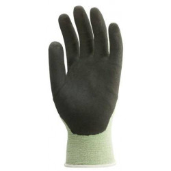 Lot 10 paires de gants EUROBAMBOU Nyl/Spdex pme end. NFT