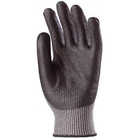 Lot 10 paires de gants multifibres 5 Paume enduit Nitrile