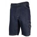 Bermuda De Travail Typhon  Jeans