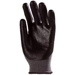 Lot 10 paires de gants multifibres dos aéré enduit Nitrile