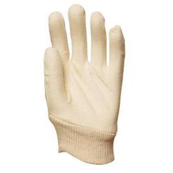 Lot 600 pièces gants coton interlock cousu 30 g