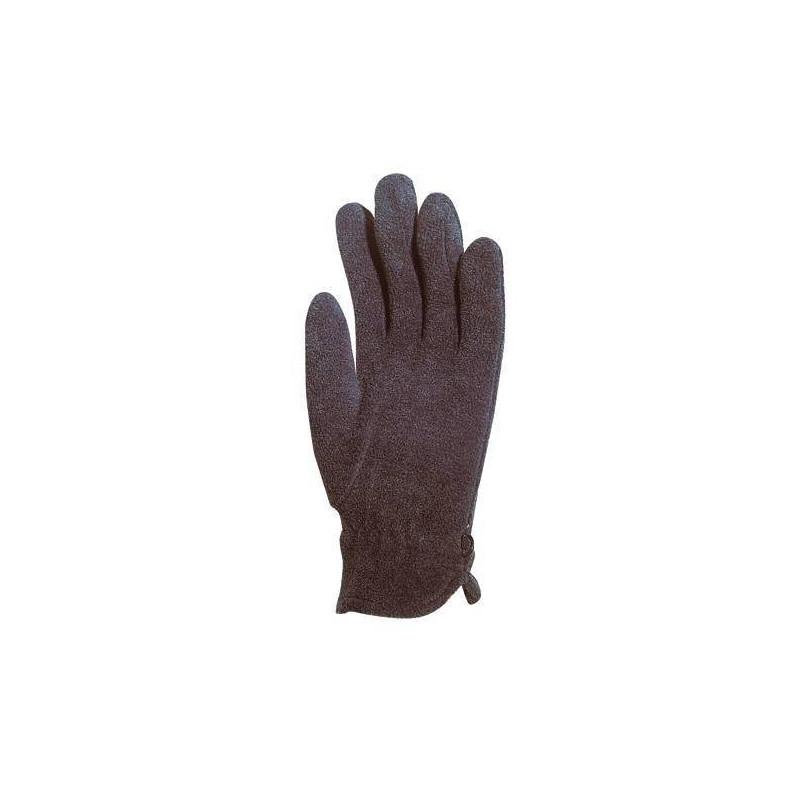 Lot 120 pièces gants polaire noir