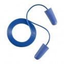 Bouchons antibruit PU détectable corde SNR37dB (150p)