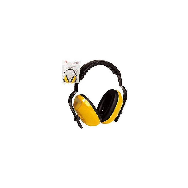 Lot 10 casques antibruit EARLINE Max 400 (sachet individuel)