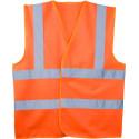 Gliet de travail YARD haute visibilité Orange