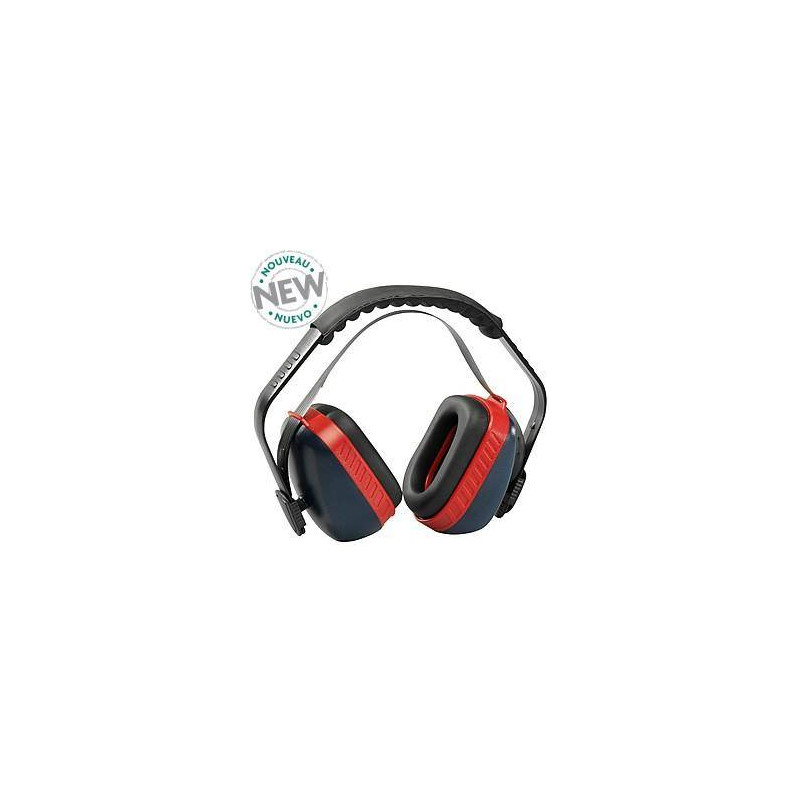 Lot 10 casques antibruit EARLINE Max 700 (sachet individuel)
