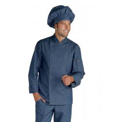 Veste de cuisine homme manches longues PEDRO