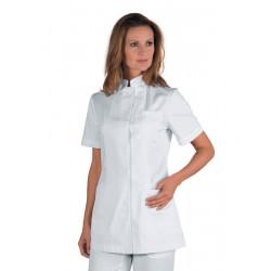 Tunique médicale femme manches courtes LIONE