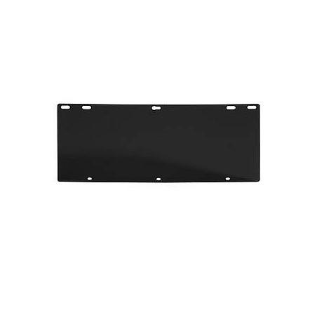 VISOR lot 10 écrans de protection polycarb. teinté L40 x H20
