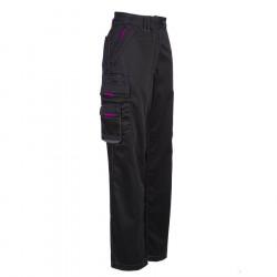 Pantalon de travail femme MINOLA Noir