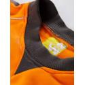 Pull de travail haute visibilité NEON Orange Col