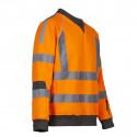 Pull de travail haute visibilité NEON Orange