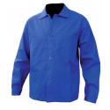 Veste de travail polycoton Bleu