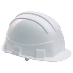 Casque de chantier OPAL avec garniture frontale