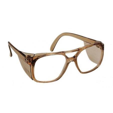 Lot 10 paires de lunettes POLUX Monture cellulose - Oculaire incolore
