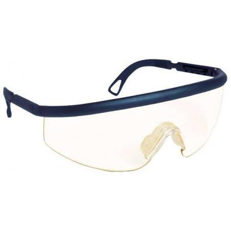Lot 10 paires de lunettes FIXLUX Monture bleue - Oculaire incolore