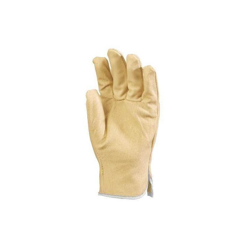 Lot 12 paires de gants maîtrise tout fleur porc
