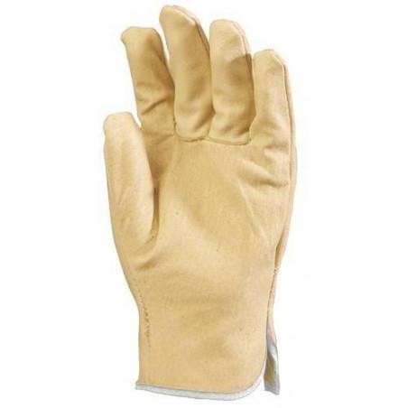 Lot 12 paires de gants maîtrise tout fleur porc.  2009