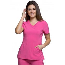 Tunique médicale femme antimicrobien INFINITY