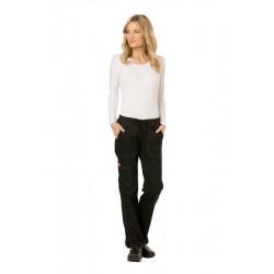 Pantalon médical pour femme cordon GENFLEX