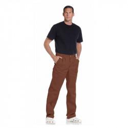 Pantalon médical homme soho moka