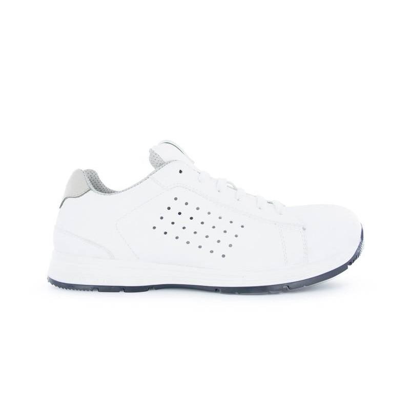 Baskets de sécurité RUN CLASSIC S1P blanches