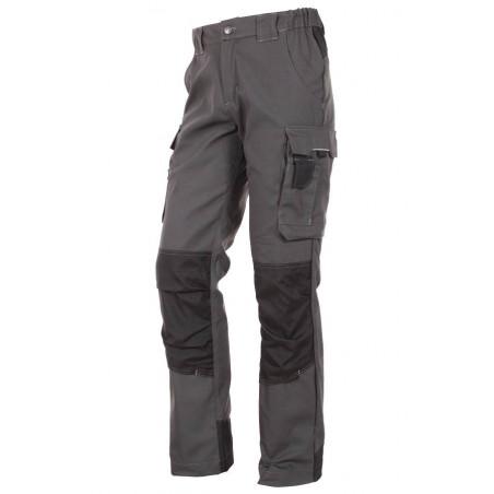 URBANWEAR Pantalon de travail poches genoux