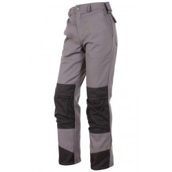 Pantalon de travail poches genoux CHANTIER PLUS Convoy