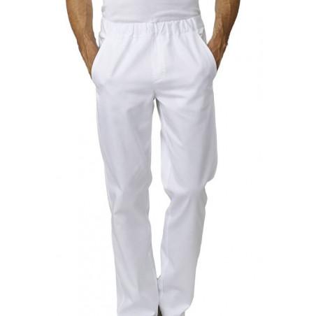 JOSH Pantalon de cuisine taille élastiquée