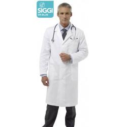 Blouse médicale homme blanche coton BLUMMER