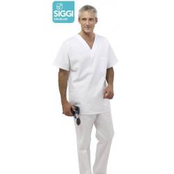 Tunique médicale mixte manches courtes SUMMER