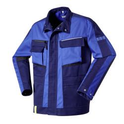 Veste de travail homme CONCEPT bleu/marine