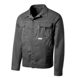 Veste de travail homme ECO COLOUR anthracite