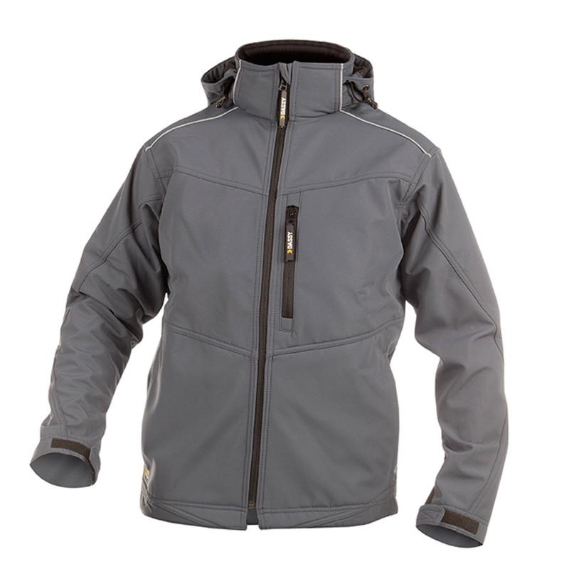 TAVIRA veste de travail chaude grise