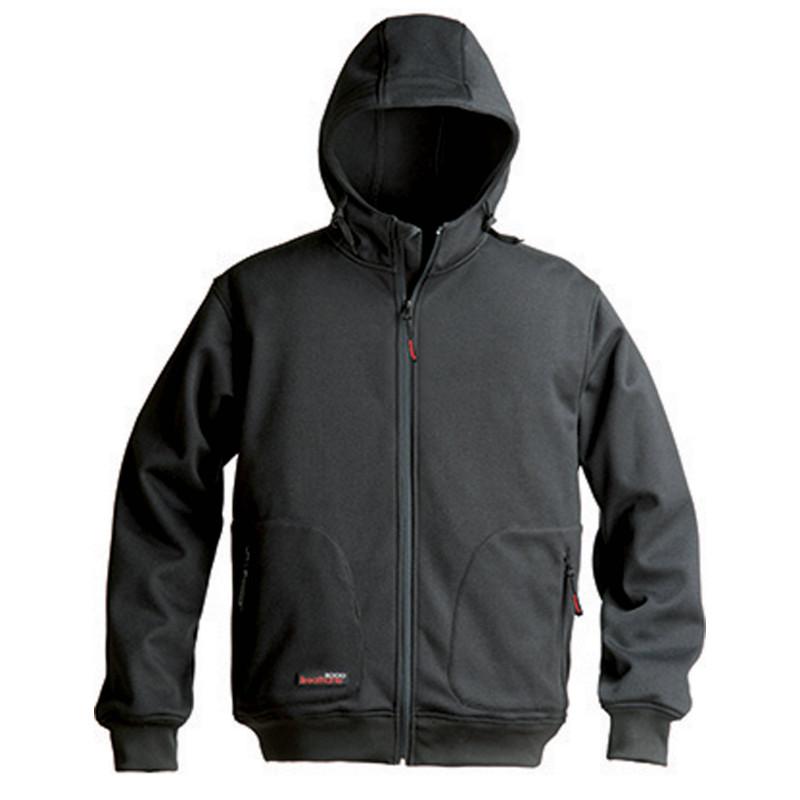 LOO veste de travail chaude polaire polyester forte imperméabilité et respirabilité