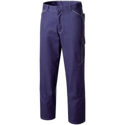 ECO COLOUR Pantalon de travail homme bleu marine