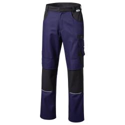 RESIST ONE Pantalon de travail homme marine/noir