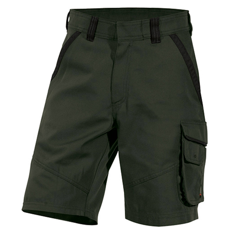 SMITH Short de travail en canvas