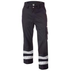 VEGAS Pantalon de travail homme noir