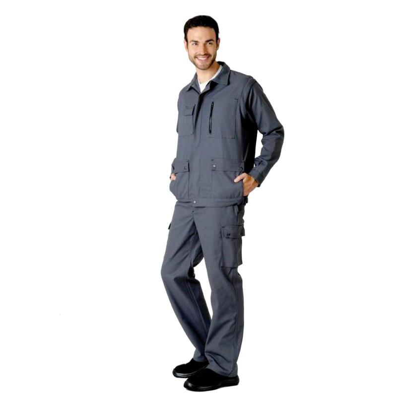 JARNIOUX PLUS Pantalon de travail polycoton multipoches couleurs